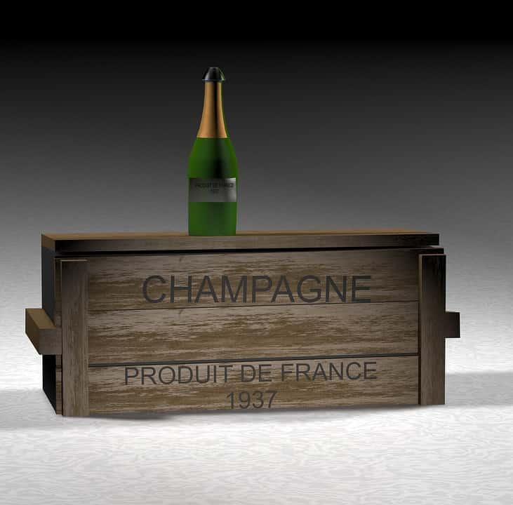 Francia pezsgő, az ünnepek kísérője