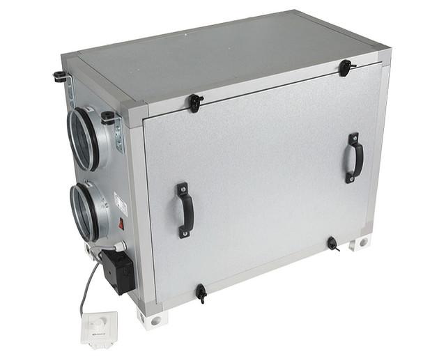 Energiatakarékos és csendes hővisszanyerős szellőztető