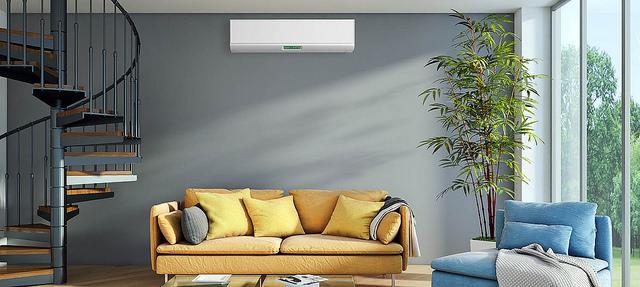 Légkondicionáló a megfelelő alapterülethez