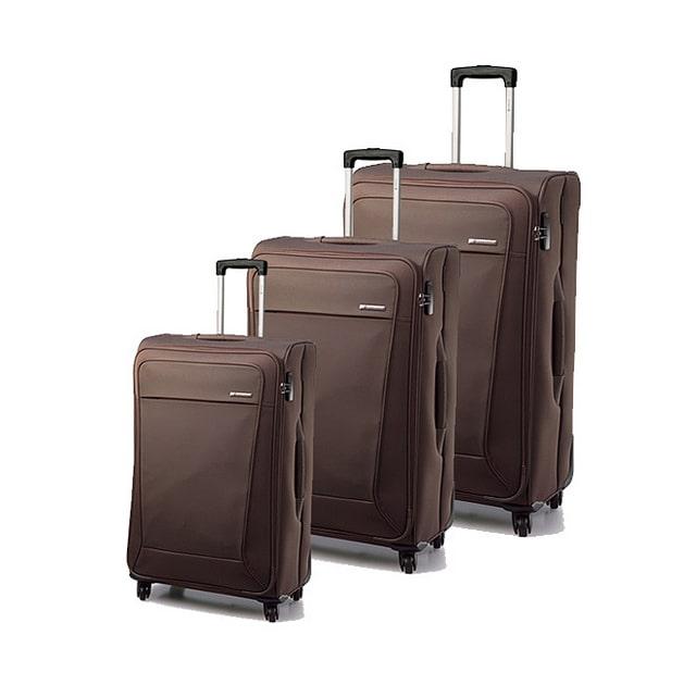 Különböző eladó bőrönd opciók