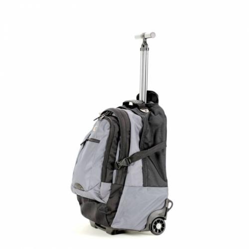 Gurulós bőrönd a nyári utazásokhoz