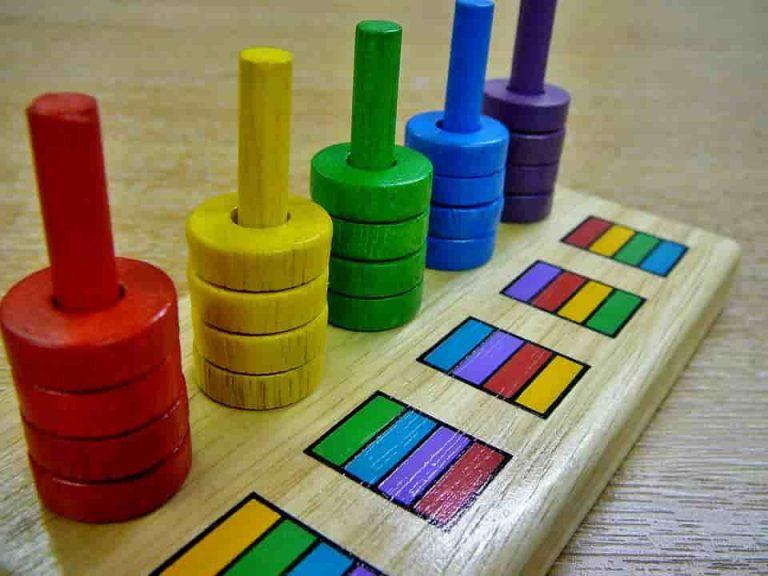 A logikai játékok gyerekeknek élesítik az elmét