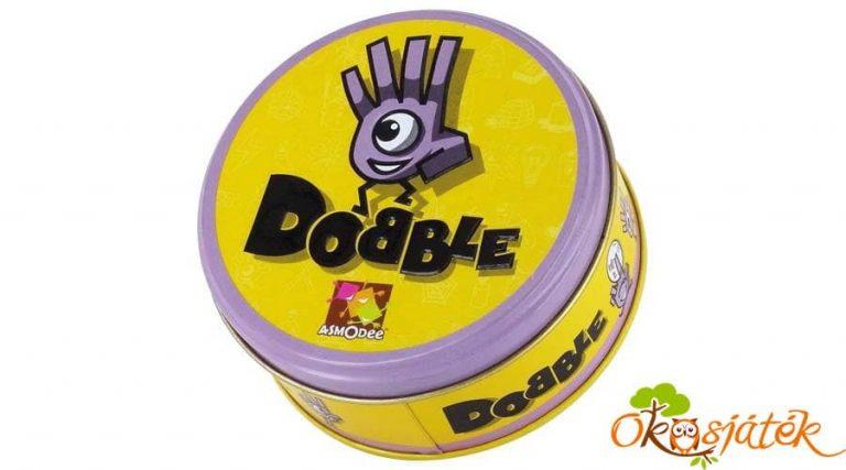 Pörgős szórakozást nyújt a Dobble