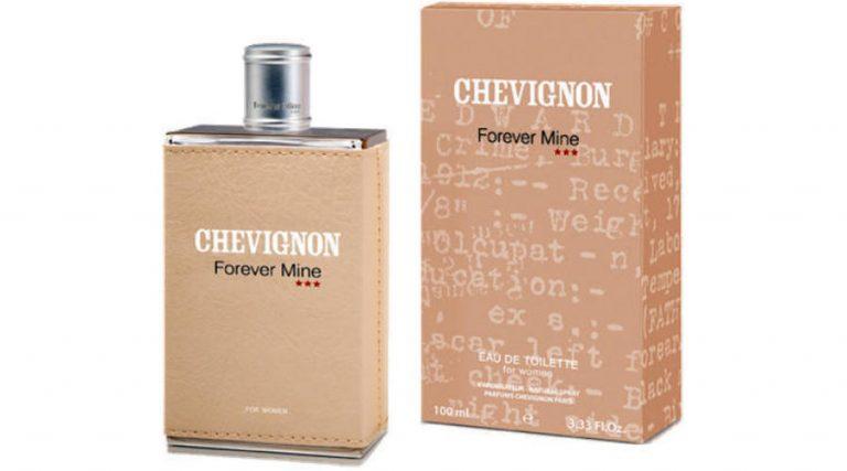 A Chevignon parfüm a legigényesebbek kiváltsága