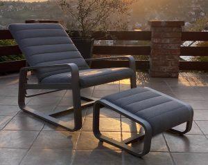 kültéri fotel
