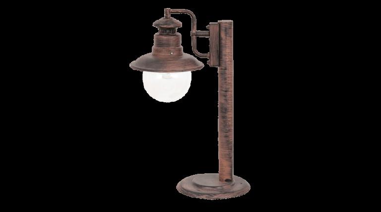 Strapabíró és esztétikus kültéri lámpa