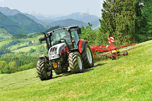 Steyr traktor eladó: nem szabad várni a vásárlással