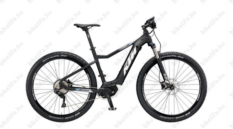 A KTM bicikli bemutatása itt olvasható