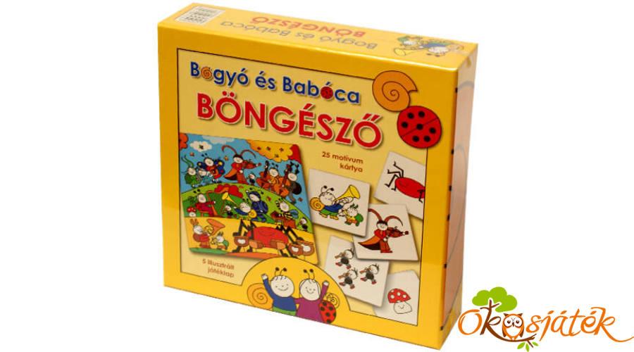 Bogyó és Babóca játékok