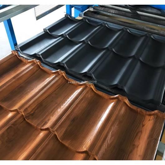 A cserepeslemezek a jövő tetői