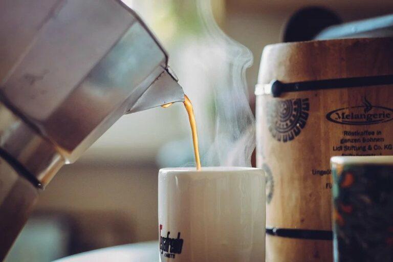 A kotyogós kávéfőzők nem mennek ki a divatból