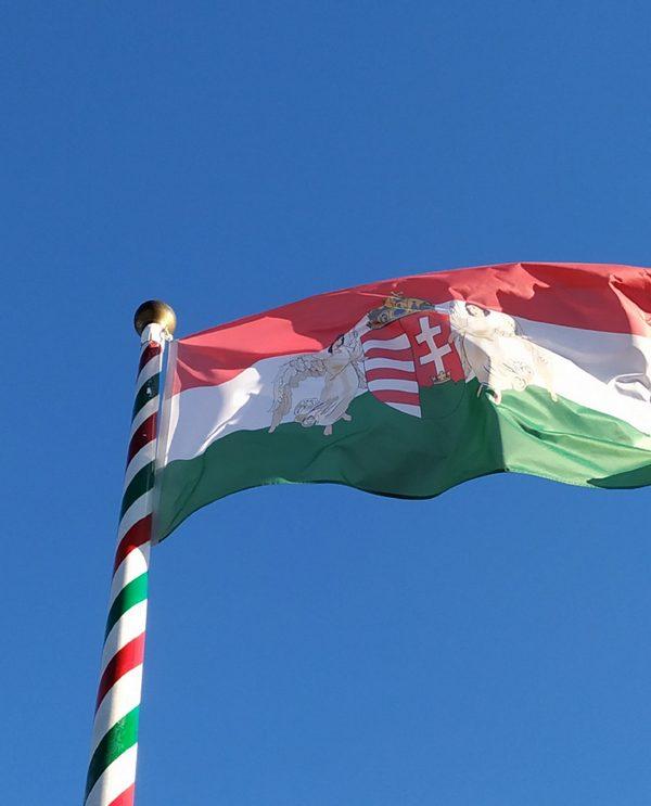 A magyar zászló rendelés lépései
