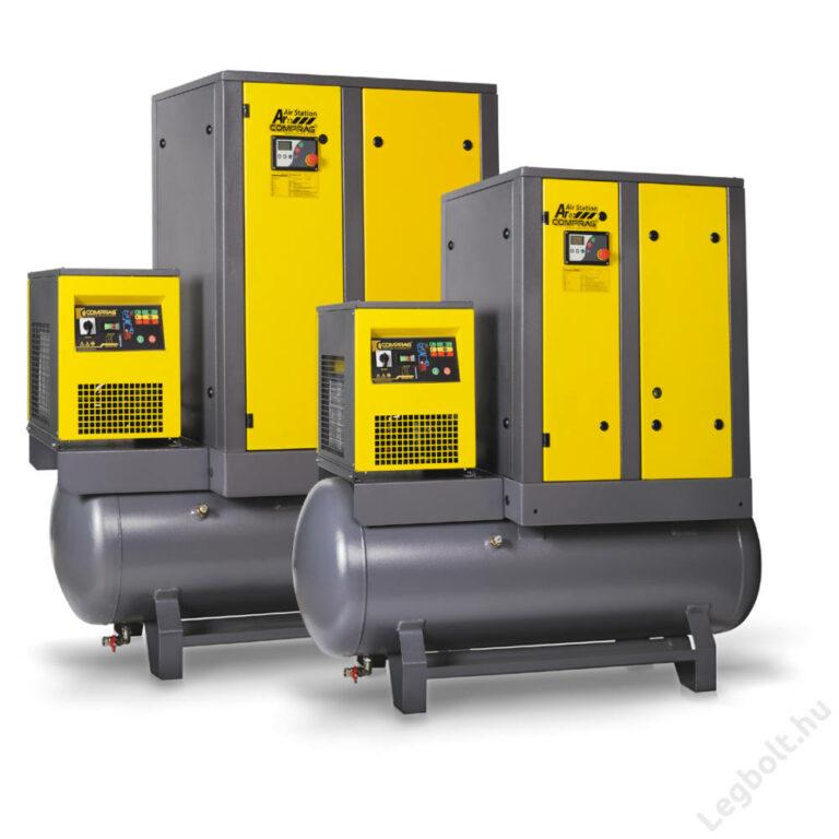 Az ipari kompresszor ereje nélkülözhetetlen